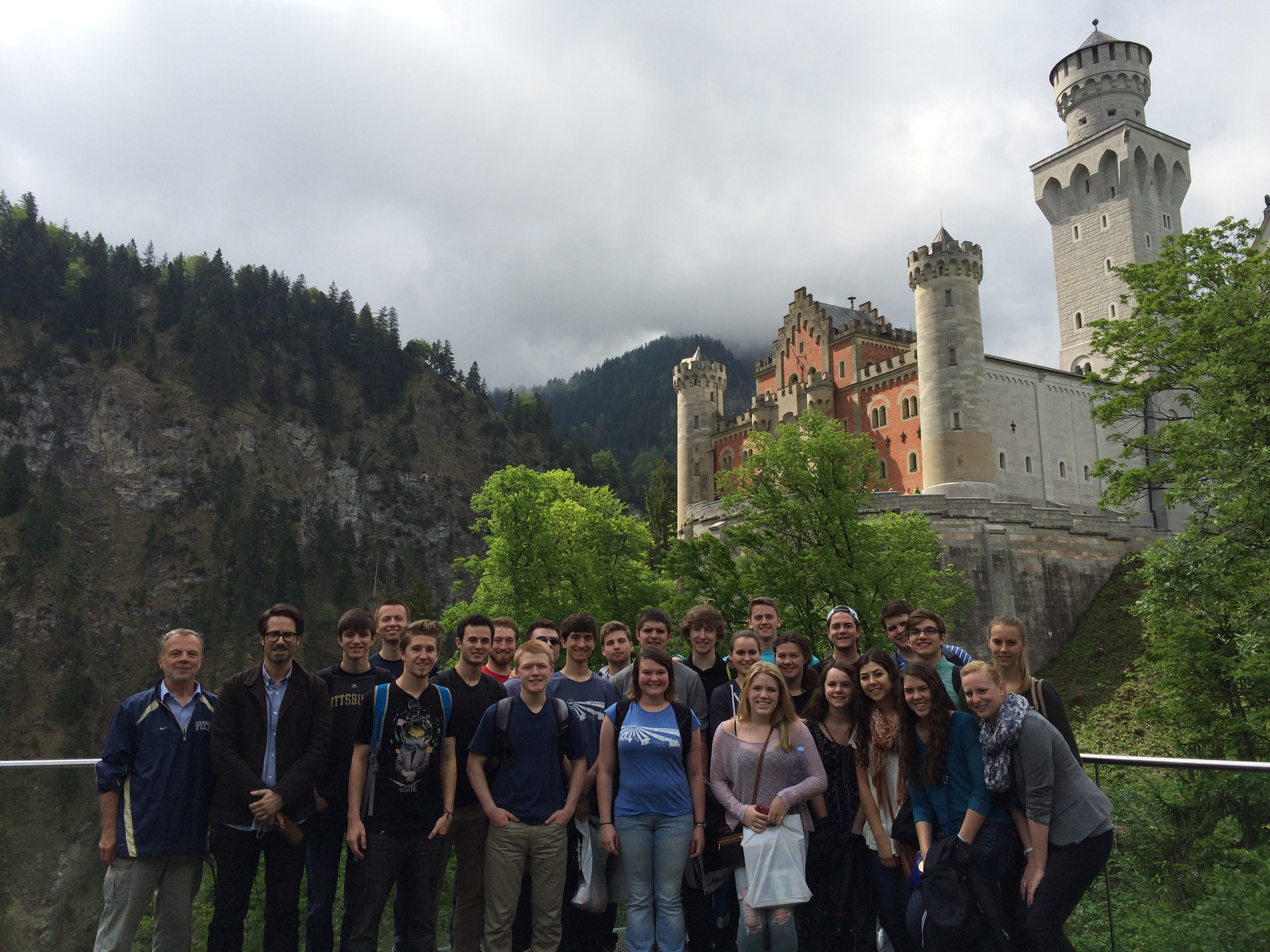 Students in Germany